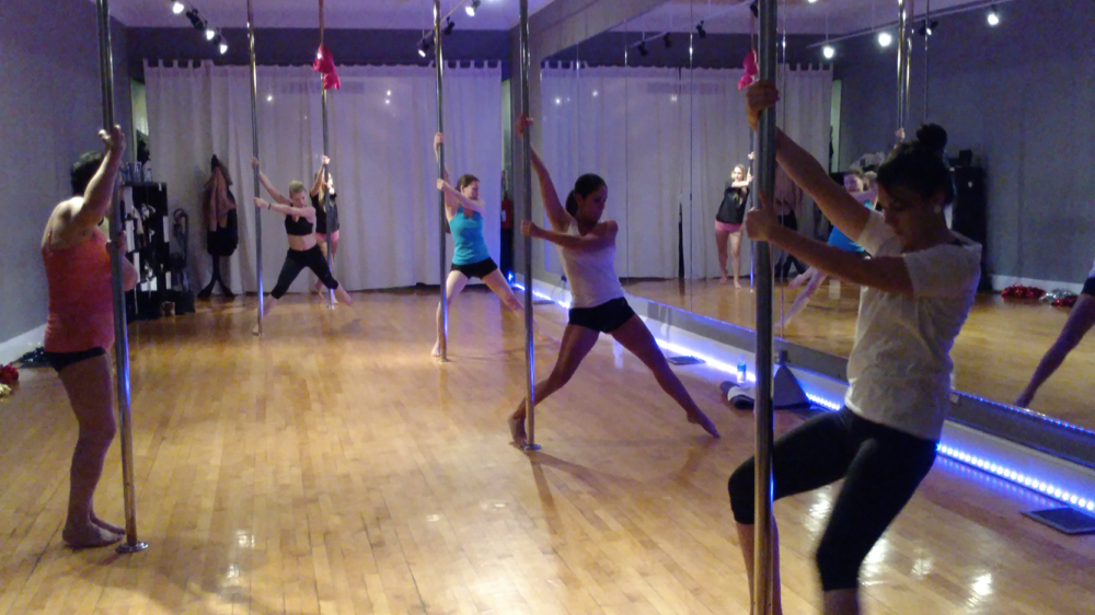 Best Pole Dancing Classes in CT ~ Become Sexy and Strong