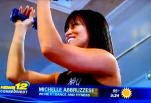 TV appearance on News 12 CT