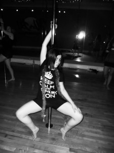 Picture of Pole dancer