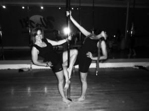 Pole dancing image