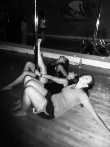 Pole Floor Exercises