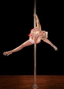 Pole Dance Instructor Dominique