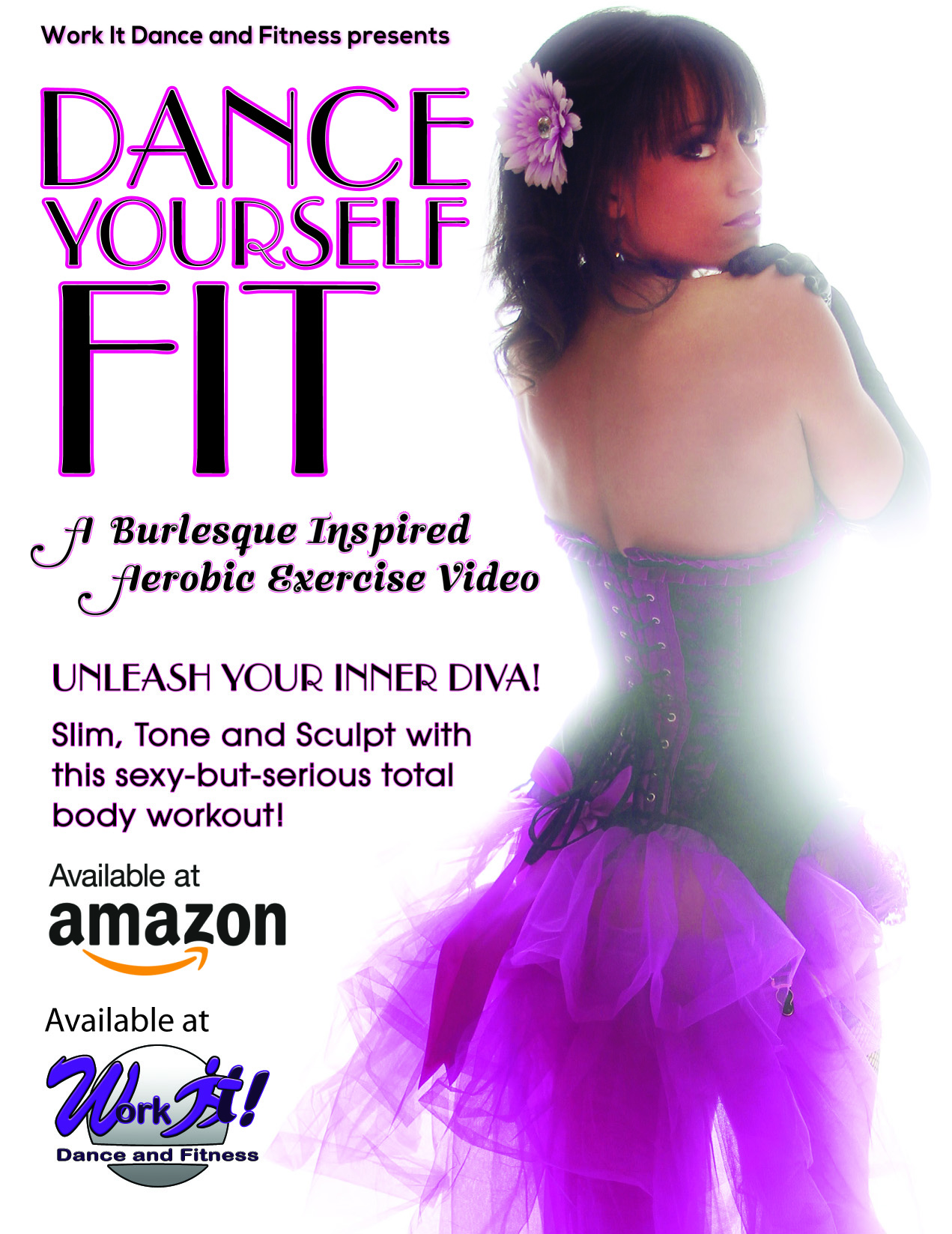 Burlesque Fitness Video