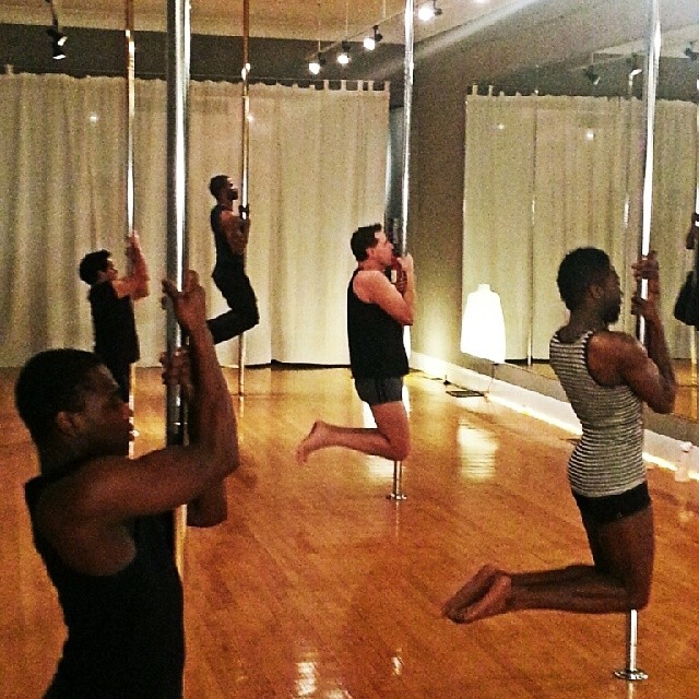 Pole dancing for fitness in Norwalk CT near stamford, fairfield, Milford
