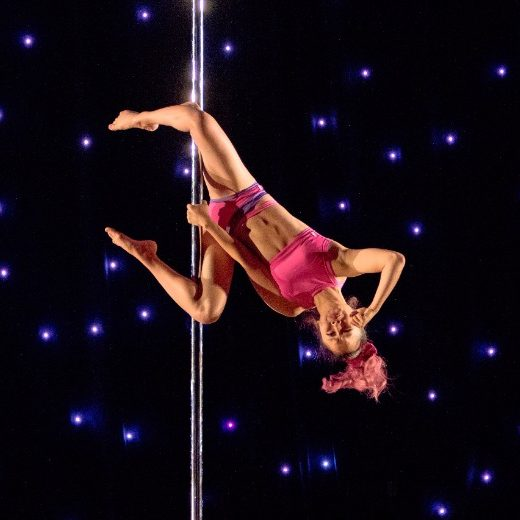 Learn Pole Tricks in CT Norwalk, Fairfield, Stamford