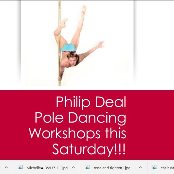 POLE DANCING Workshop