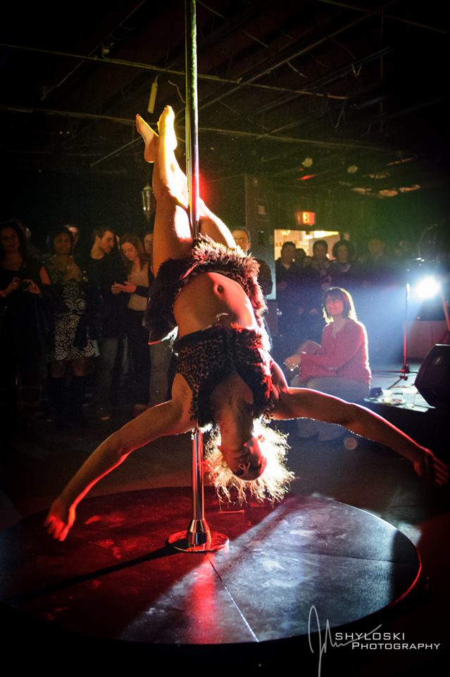Pole dancing classes Stamford CT