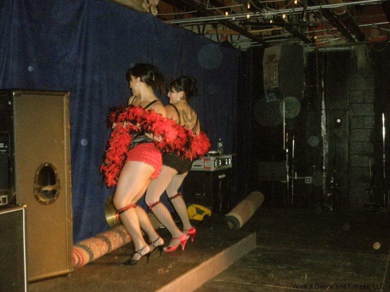Burlesque dancing in ct