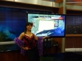 Michelle on Channel 8 News