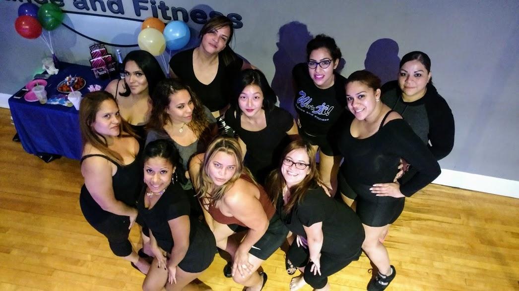 work it, best pole dancing studio in CT