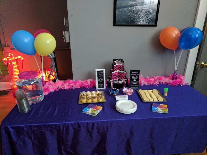 Private Parties Available At Work It Dance And Fitness