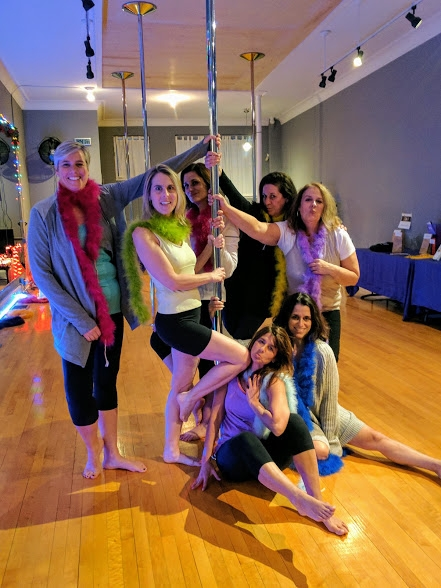 best pole dancing studio in connecticut, norwalk CT near stamford